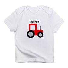 Tristan - Red Tractor Infant T-Shirt
