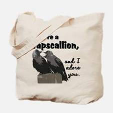 Rapscallion Sky Tote Bag