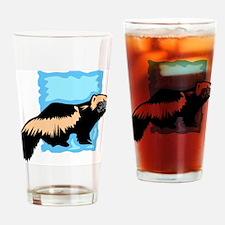 Wolverine Pint Glass