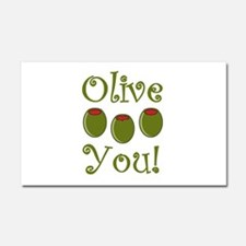 Ollive You Car Magnet 20 x 12