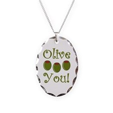 Ollive You Necklace