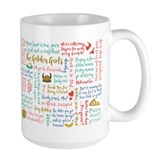 Goldengirlstv Large Mugs (15 oz)