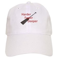 Funny Dragon boat paddles Baseball Cap