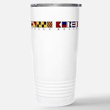 Folly Beach Travel Mug