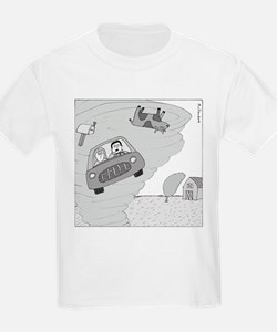 In Kansas Now (no text) T-Shirt