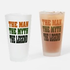 The Man, The Myth, The Legend Pint Glass