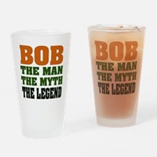 BOB - the Legend Pint Glass
