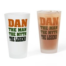 DAN - The Legend Pint Glass