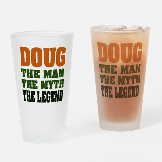 DOUG - The Legend Pint Glass