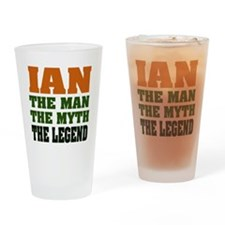 Ian the Legend Pint Glass