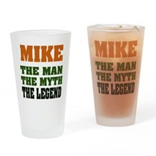 MIKE - The Lengend Pint Glass
