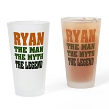 RYAN - the legend! Pint Glass