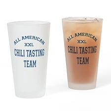AA Chili Tasting Team Pint Glass