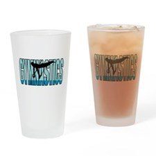 Gymnastics Pint Glass