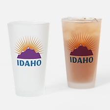 Idaho Pint Glass