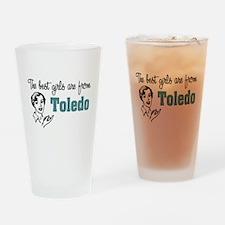 Best Girls Toledo Pint Glass