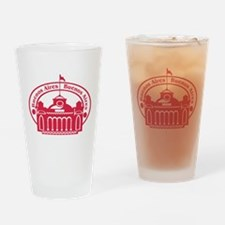 Buenos Aires Passport Stamp Pint Glass