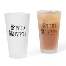 Stud Muffin Pint Glass
