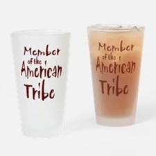 American Tribe Pint Glass