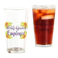 World's Greatest Employee Pint Glass