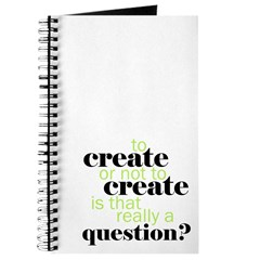 to create... Journal