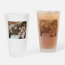 Luncheon of the Boating Party Pint Glass