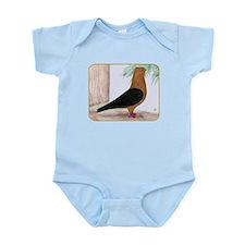 Gold Blackwing Archangel Infant Bodysuit