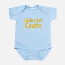 Hella Cool Cousin Infant Bodysuit