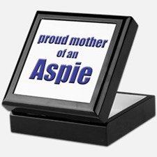 Proud Mother of an Aspie Keepsake Box