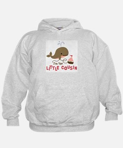 Little Cousin - Mod Whale Hoodie