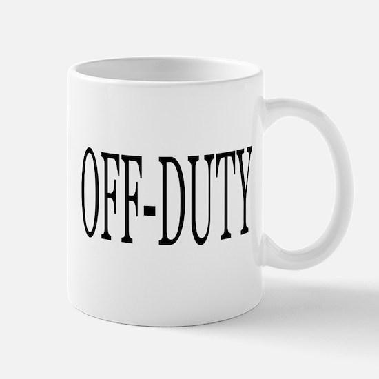 Off-Duty Mug