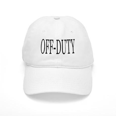 Off-Duty Cap