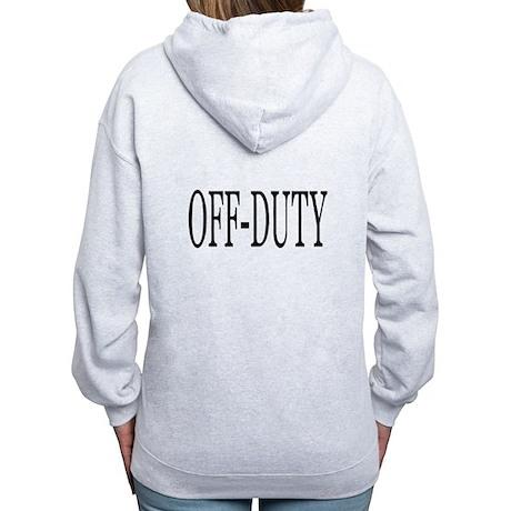 Off-Duty Women's Zip Hoodie