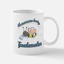 Awesome Being Guatemalan Mug