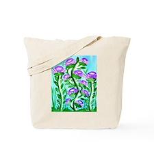 Lavender Rose Tote Bag