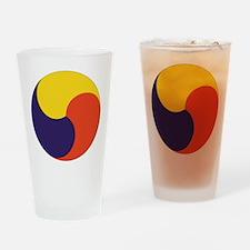 Sam Taegeuk Drinking Glass
