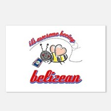 Awesome Being Belizean Postcards (Package of 8)