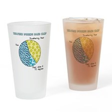 Band Camp Weather Pint Glass