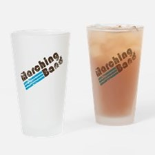 Retro Marching Band Pint Glass