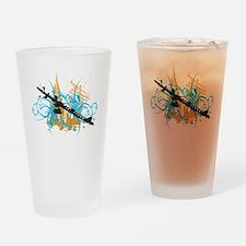 Urban Flute Pint Glass