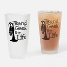 Band Geek for Life Pint Glass