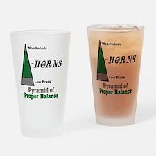 Proper Balance Drinking Glass