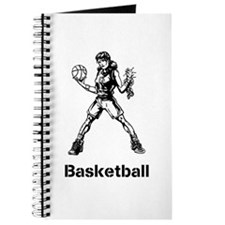 Basketball woman Journal