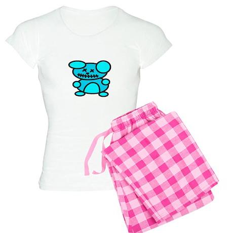 Zombie Bear Women's Light Pajamas