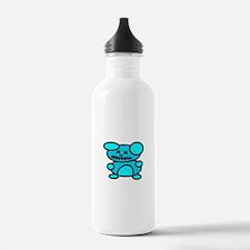 Zombie Bear Water Bottle
