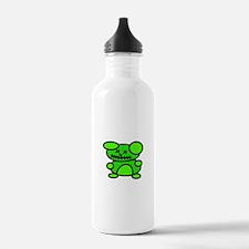 Undead Teddy Water Bottle