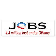 Job Loss Bumper Bumper Sticker