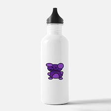 Zombie Teddy Bear Water Bottle
