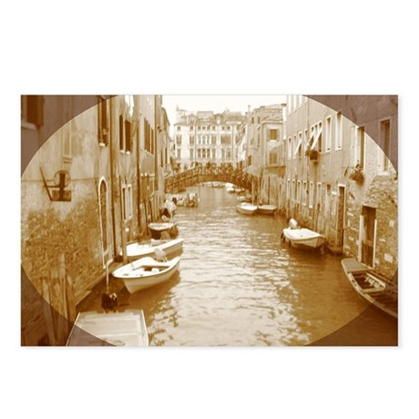 """Venezia"" Postcards (Package of 8)"
