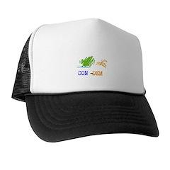 Con-Dem Trucker Hat